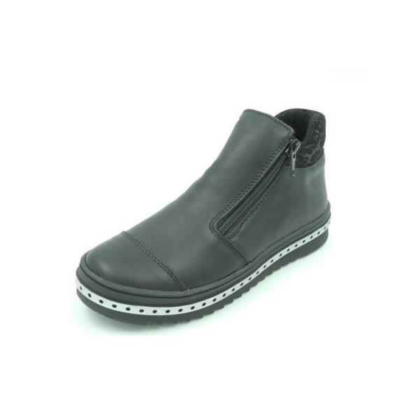 Linea lány téli száras cipő SZUPINÁLT!