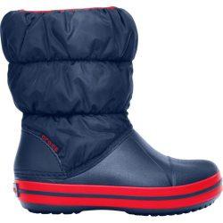Crocs Winter Puff Boot Kids unisex csizma* - ÉLVEZD A TELET, TAPOSD A HAVAT!