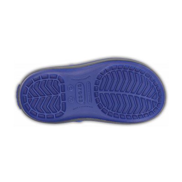 Crocs Winter Puff Boot Kids fiú csizma* - A NAGYFIÚS HÓTAPOSÓ!