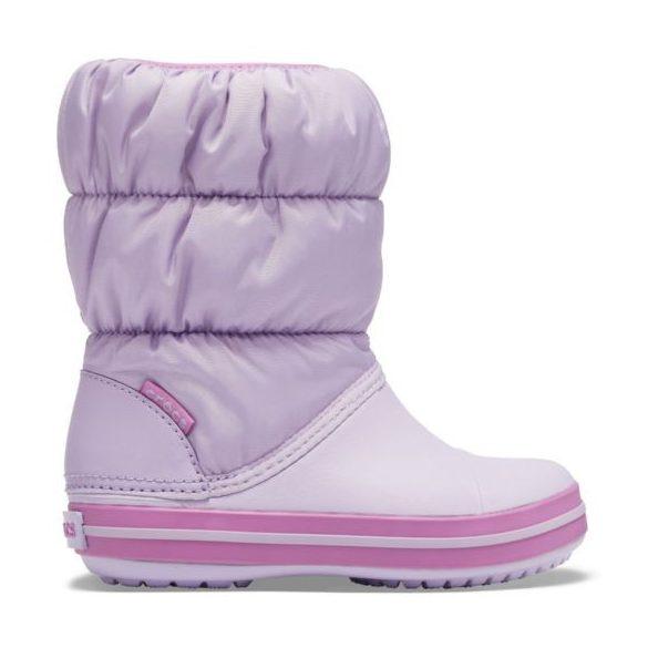 Crocs Winter Puff Boot Kids kislány csizma* - ÉLVEZD A TELET, TAPOSD A HAVAT!