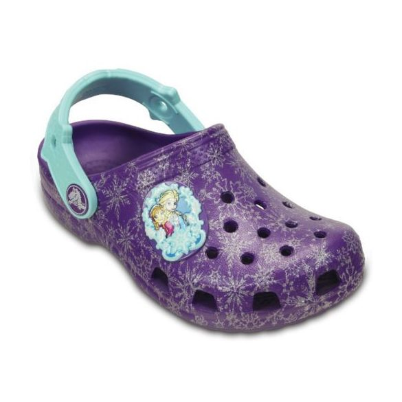 Crocs Classic Frozen Clog kislány papucs* - MINTÁS GRAFIKA!