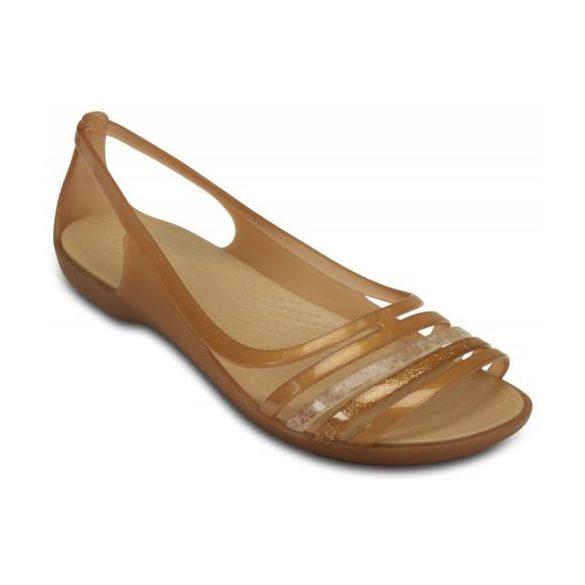 Crocs Isabella Huarache Flat női szandál* - SIKERES MODELL!