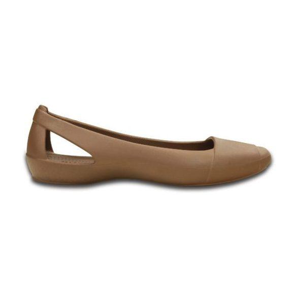 Crocs Sienna Flat női balerina cipő*