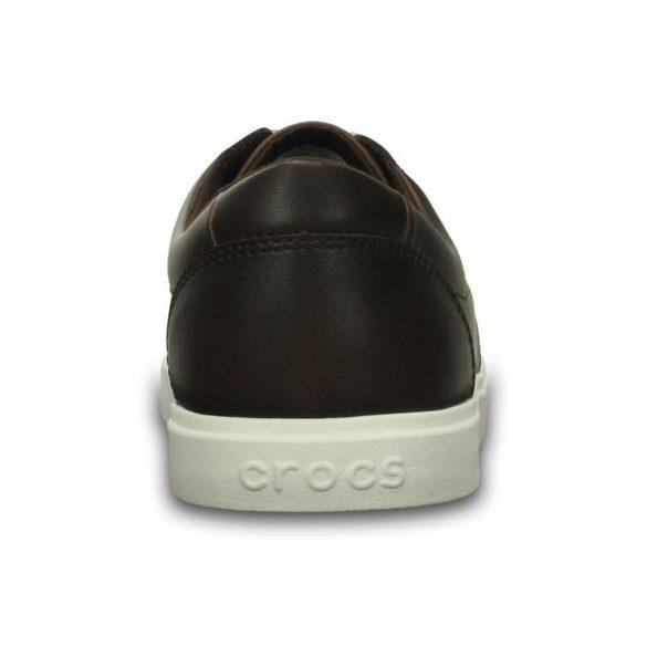 Crocs Citilane Leather Lace Up férfi félcipő*