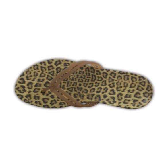 Crocs Isabella Bronz Flip női papucs*