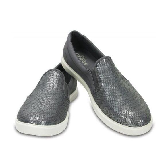 Crocs Citilane Sequin Slip-on női félcipő*