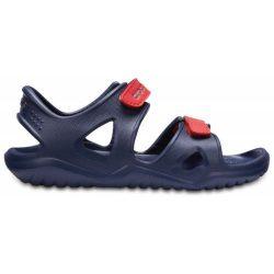 Crocs Swiftwater River Sandal Kids kisfiú szandál* - AZ IGAZI KÉTÉLTŰ!