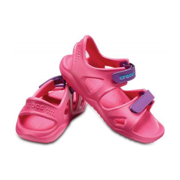 Crocs Swiftwater River Sandal Kids kislány szandál* - AZ IGAZI KÉTÉLTŰ!