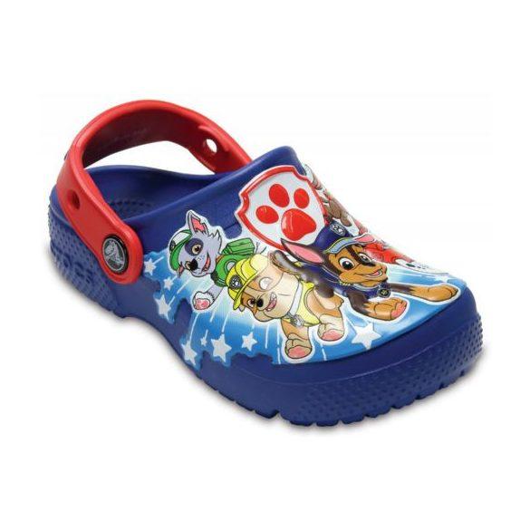 Crocs Funlab Paw Patrol Clogs PS kisfiú papucs* - 3D MINTÁS GRAFIKA!