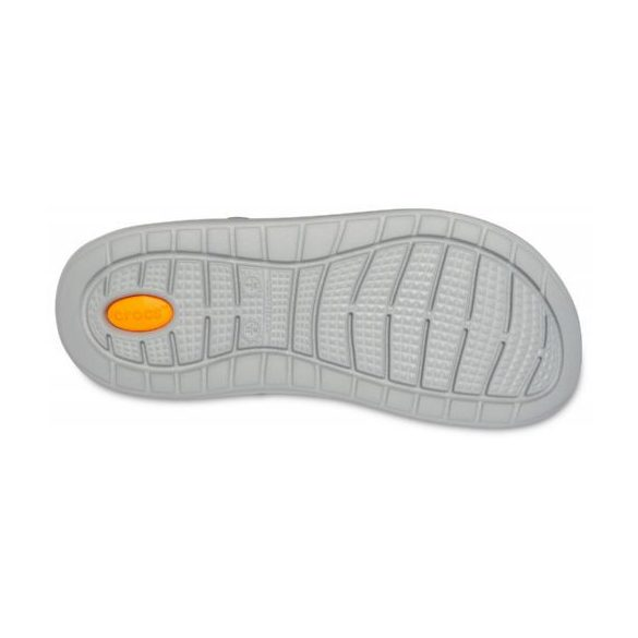 Crocs Lite Ride Graphite Clog férfi papucs* - NAGYON TRENDI! MINTÁS!