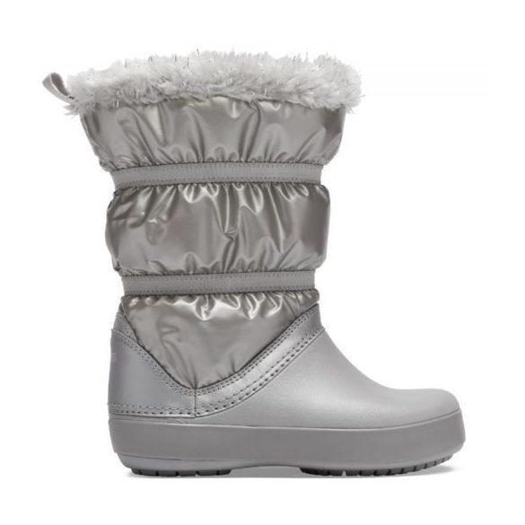 Crocs CB LodgePoint Metallic Boot Girl csizma* - HÓTAPOSÓ!