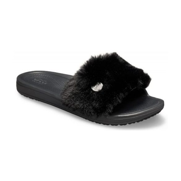 Crocs Crocs Sloane Luxe Slide Women női papucs* - AZ IGAZI LUXUS!