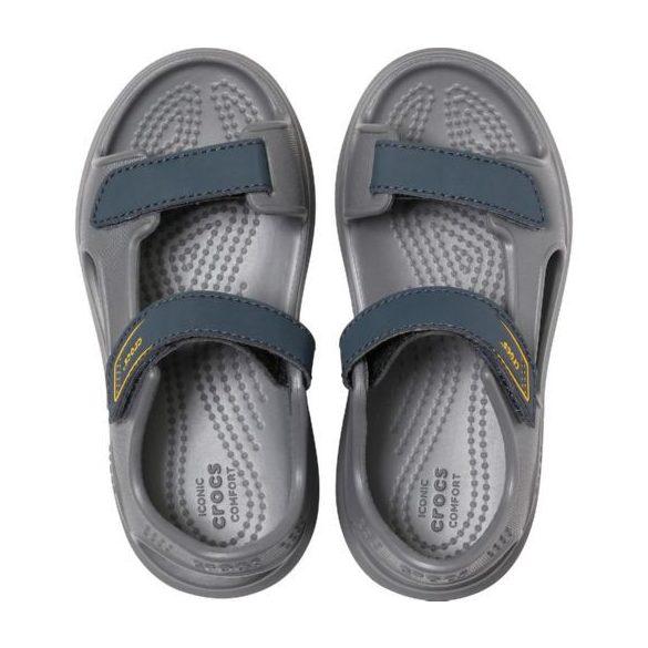 Crocs Swiftwater Expedition Sandal Kids fiú szandál* - PARTON ÉS VÍZBEN!