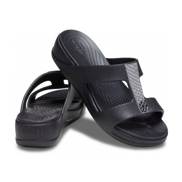 Crocs Monterey Metallic Wedge Women női papucs* - A DIVAT FELETT!